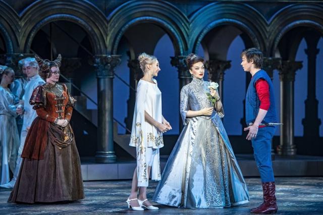 Московский театр Оперетты представляет премьеру мюзикла «Ромео VS Джульетта»