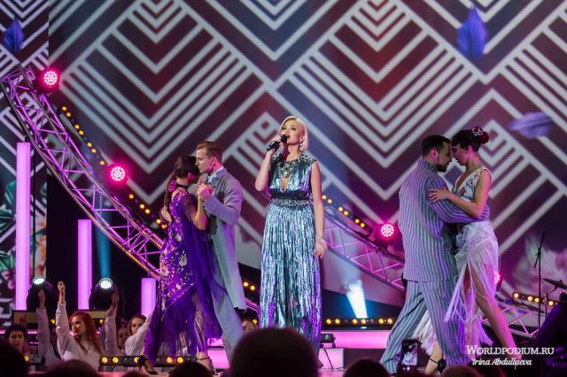 Ирина Круг с концертной программой «Я жду» в Государственном Кремлёвском дворце!