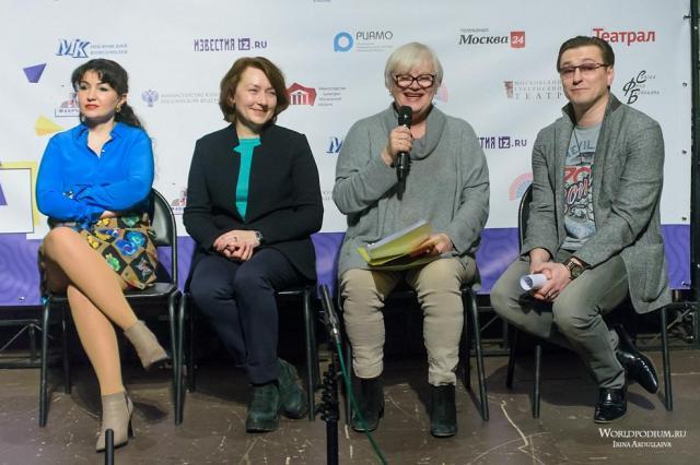 Московский Губернский театр запустил серию новых онлайн проектов