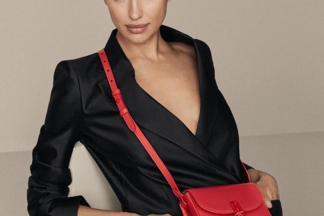 Ирина Шейк в рекламной кампани Furla