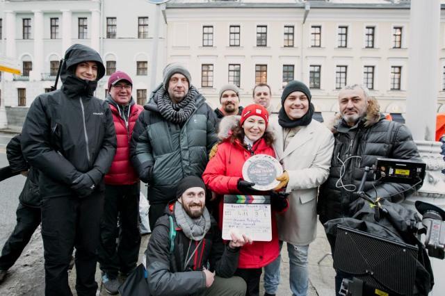 Новогодняя история в центре Москвы: Star Media приступила к съёмкам лирической комедии «Комета Галлея»