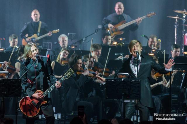 «Я всегда испытываю счастье там, где я могу быть настоящим!», - сольные концерты группы Би-2  в «Крокус Сити Холле»
