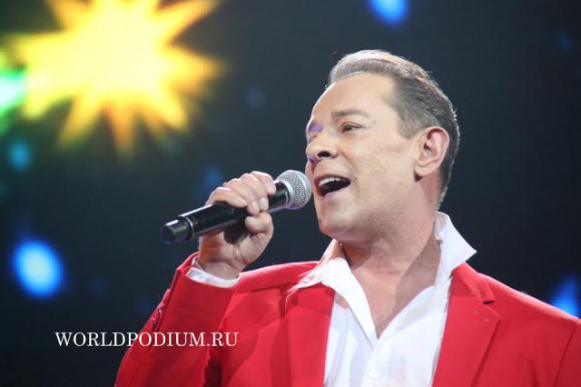 Вадим Казаченко (Легенды Ретро FM 2015)  Фото он-лайн трансляция