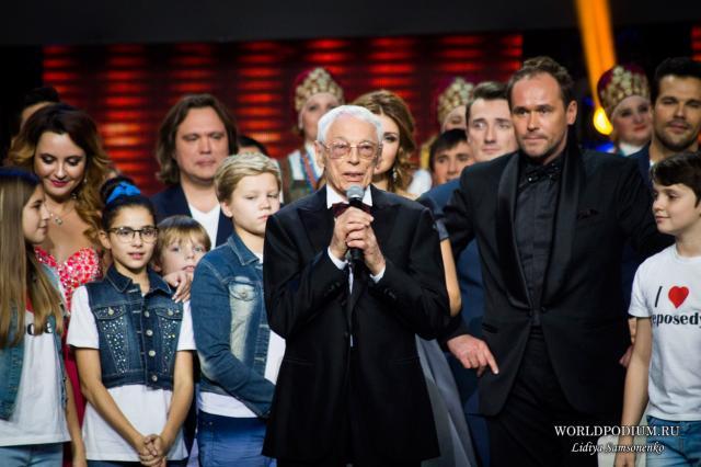 Юбилейный концерт Александра Зацепина в Кремле!  «Есть только миг…»