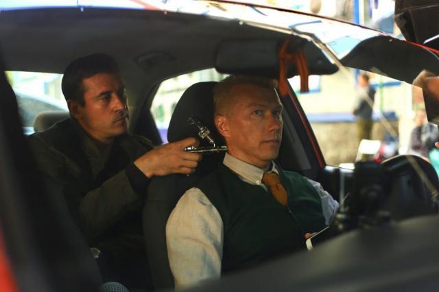 Премьера на НТВ: Евгений Миллер и Кристина Асмус в детективе «Герой по вызову»