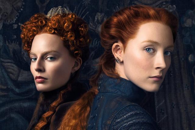 «Две королевы» уже в кино! Марго Робби и Сирша Ронан — о себе и королевах
