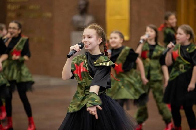 В рамках Всероссийской акции «Ночь Музеев» состоится трансляция концерта «Домисольки»
