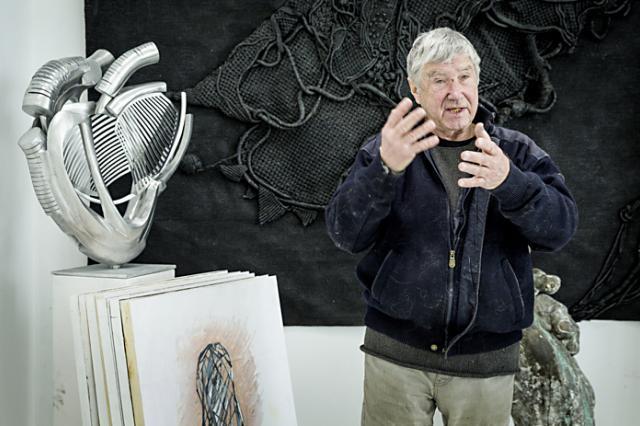В Новой Третьяковке открывается выставка работ Вадима Космачева