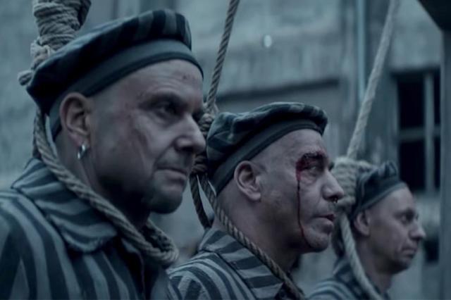 Группу Rammstein пригласили в бывший концлагерь Дахау после скандального ролика