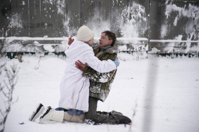 Многосерийная драма «Ненастье» на телеканале «Россия»