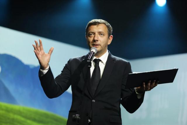 Церемония открытия фестиваля «Край света. Восток» в Южно-Сахалинске