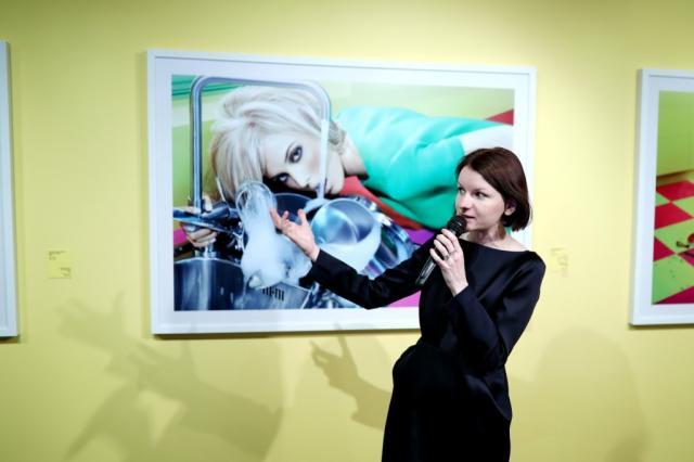 Британский fashion-фотограф Майлз Олдридж впервые в Москве
