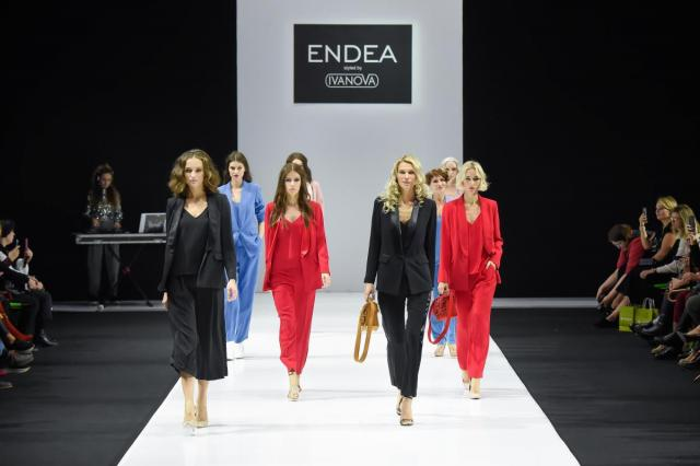 Solo by ENDEA SS 2019 - «MIX & MATCH»