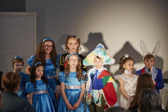 Инклюзивный спектакль «Сны Алисы»