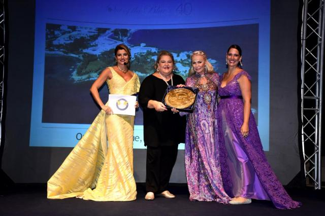 В OUT OF THE BLUE Capsis Elite Resort состоялась Церемония награждения Seven Stars Luxury Hospitality and Lifestyle Award