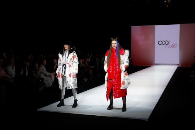 Мода для взрослых и детей! В рамках 25-ой Недели моды в Москве прошёл совместный показ бренда ODRI Mio и бренда детской одежды Oldo