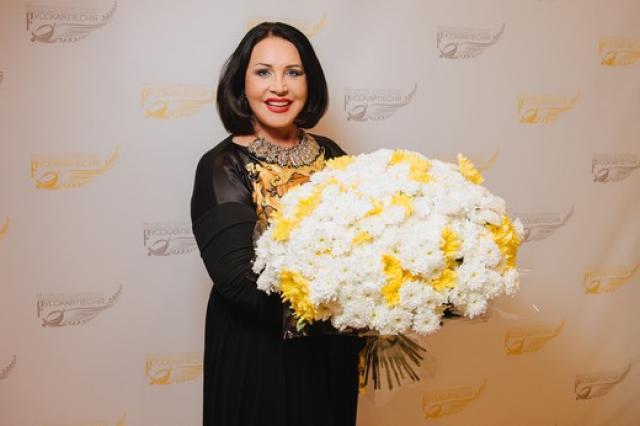 Надежда Бабкина презентует новую коллекцию одежды «Русская зима. XXI век»