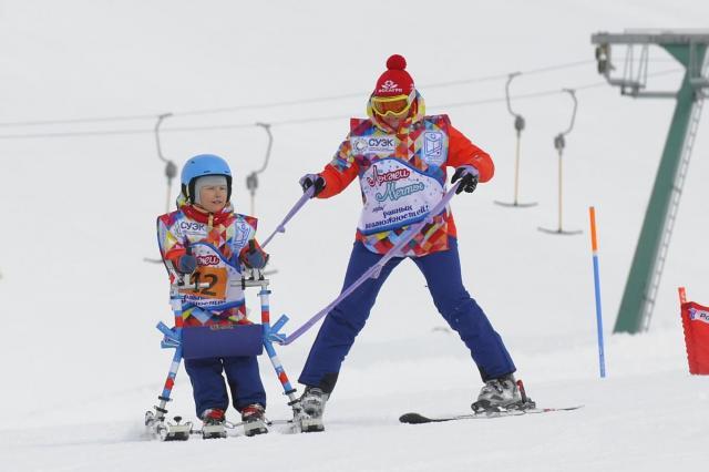 30 регионов РФ откроют свои горнолыжные склоны для детей с ОВЗ в этом году