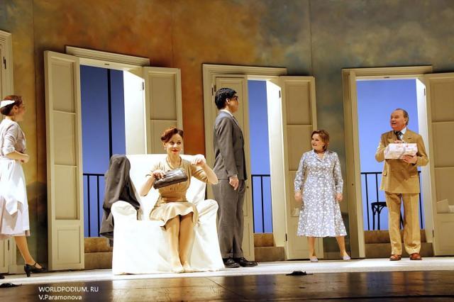 Афиша онлайн трансляций спектаклей Вахтанговского театра с 15 по 31 мая