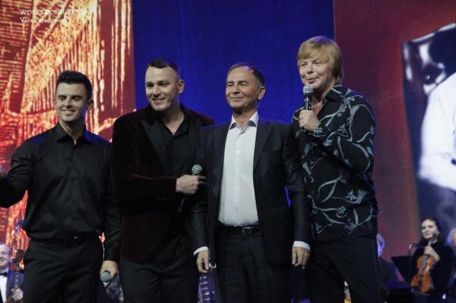 """Группа """"Иванушки International"""" включит в юбилейный альбом песни о любви"""
