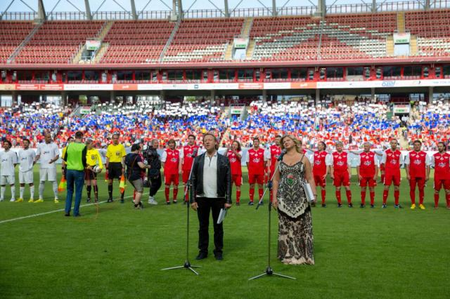 Артисты сразятся за звание чемпиона мира по футболу на фестивале «Арт-футбол 2019»