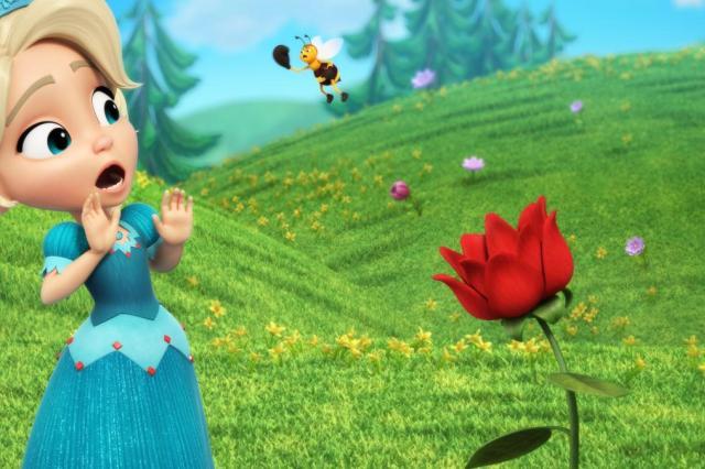 Сериал «Снежная Королева: Герда и Хранители чудес» нашел интересных авторов