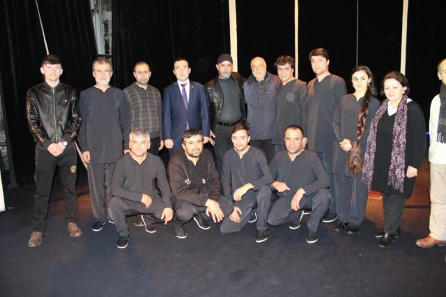 В Душанбе поставлен спектакль по роману Чингиза Айтматова