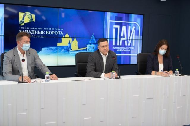 Кинофестиваль «Западные ворота» пройдет в Пскове во второй раз