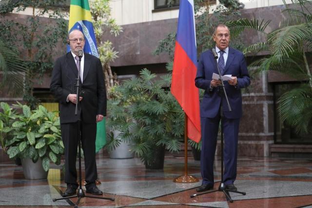 Сергей Лавров: в Бразилии успешно реализуется уникальный культурный проект