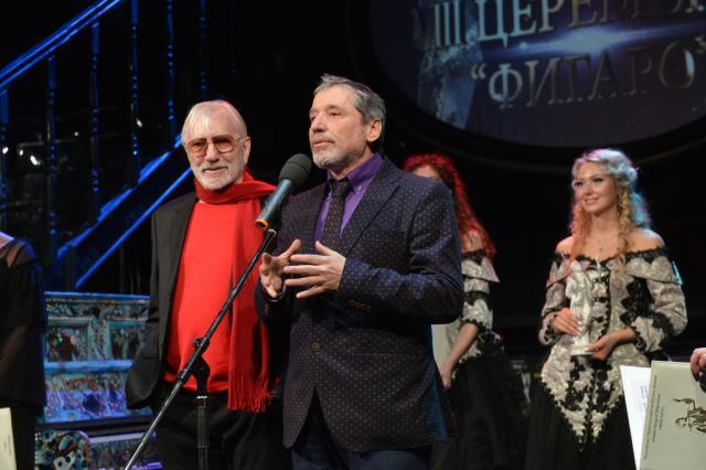 Борис Мильграм стал лауреатом премии Фигаро