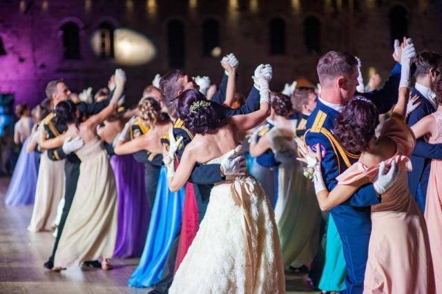 Программу «Большой вальс» в Афинах представит государственный академический Большой симфонический оркестр имени П.И. Чайковского