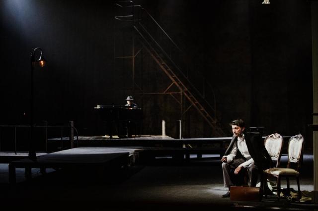 Знаменитый пианист Борис Березовский сыграет главную роль в спектакле Малого театра