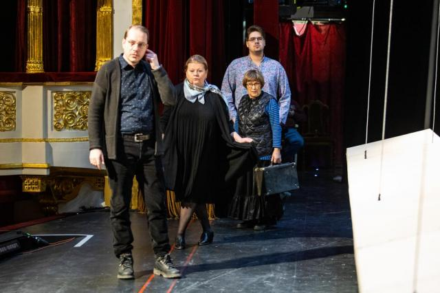 «Мертвые души» Гоголя и Булгакова объединят на сцене Малого театра всех ведущих артистов