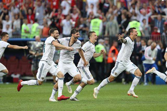 Каждый третий россиянин уверен в выходе России в полуфинал ЧМ-2018