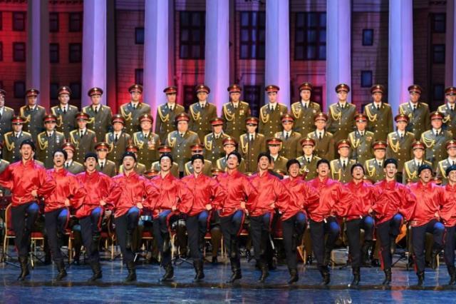 Ансамбль Александрова отметит 100-летие революции