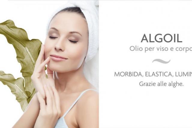Новинка биомиметического Итальянского  бренда Fabbrimarine - масло для всего тела и лица