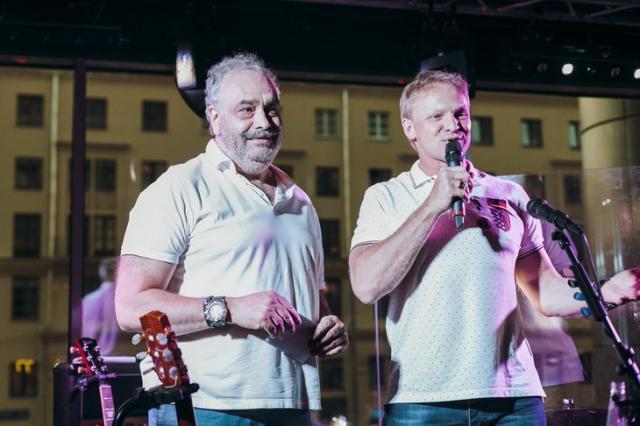 «Радио Шансон» открыло душевное место в центре Москвы