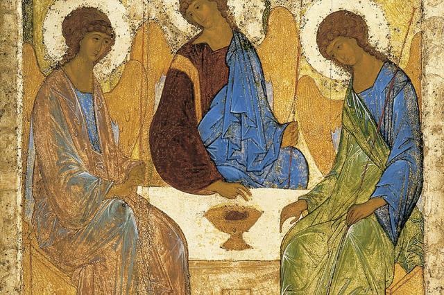Творческая встреча памяти великого иконописца Андрея Рублева