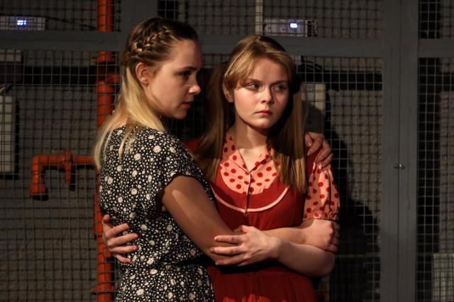 Премьера спектакля «Что с тобой теперь» на экспериментальной сцене Театра Российской армии