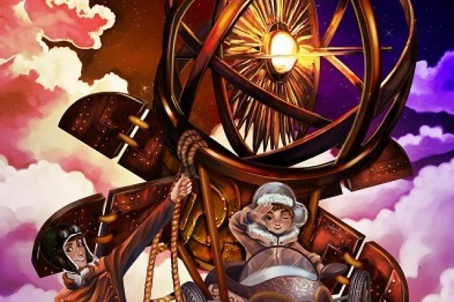 Шоу «Астролябия» в Цирке Танцующих Фонтанов «Аквамарин»