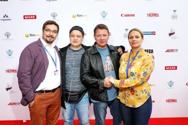 Премьера фильма «Команда мечты» на фестивале «Окно в Европу»