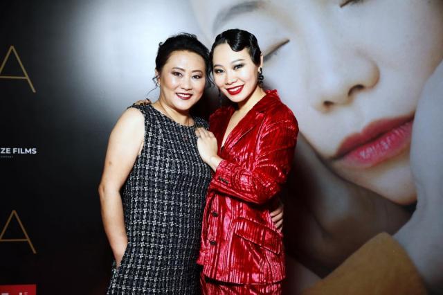 Светская премьера фильма Ян Гэ  «Троица»