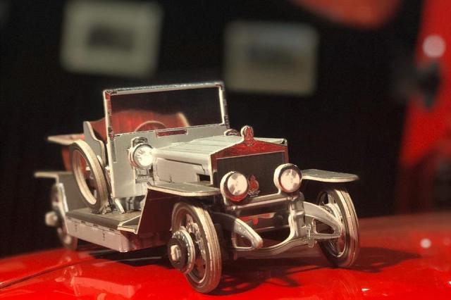 Крупнейший музей ретроавтомобилей в России объявил специальную программу ко Дню защитника Отечества