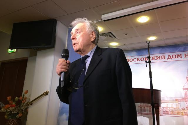 В Московском доме национальностей прошел вечер памяти Чингиза Айтматова