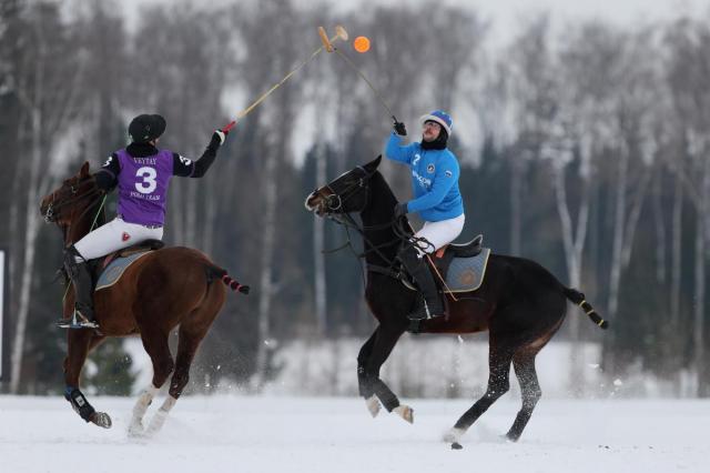 «Московский поло клуб» открыл зимний игровой сезон 2019 года