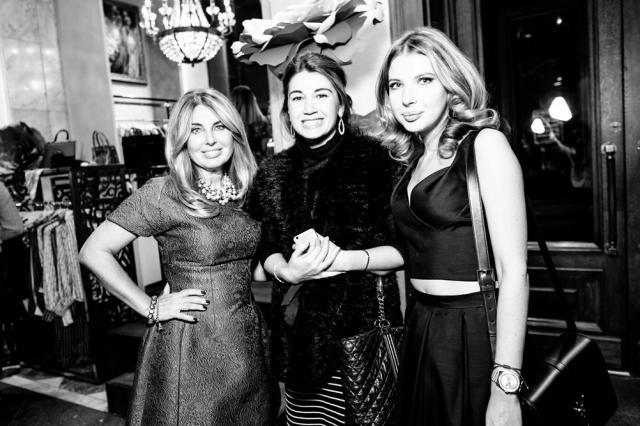 В Москве открылся Модный дома GV Galina Vasilyeva