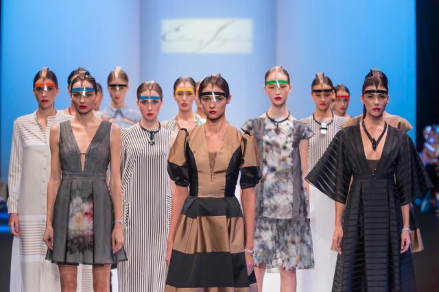 Модный Дом Елены Шипиловой представил новую коллекцию «RUNWAY» сезона Весна-Лето 2016