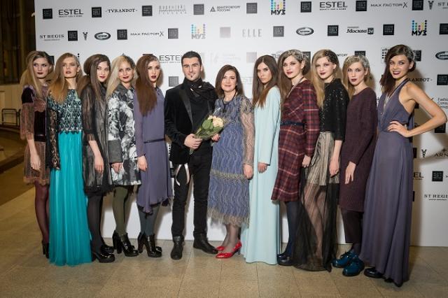 Елена Шипилова показала на Неделе Моды «Игры разума»