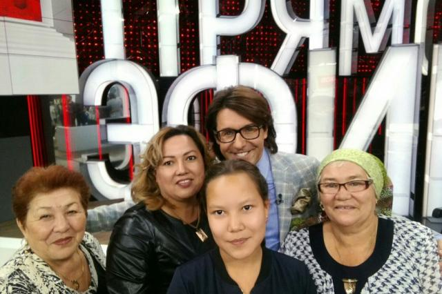Танцующие бабушки из Башкирии попали на шоу к Андрею Малахову