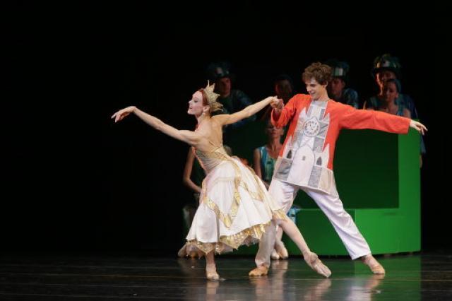 В США пройдут гастроли балета Мариинского театра